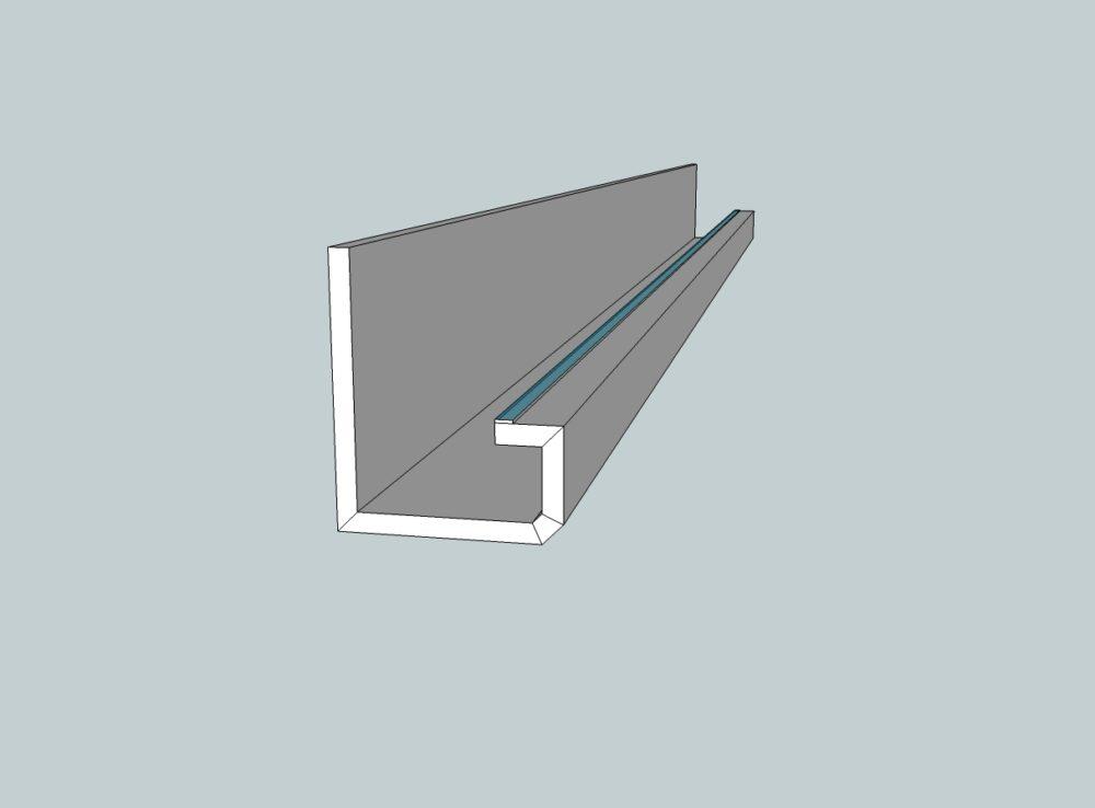 Lichtvoute Lisa Ein Profil Für Die Indirekte Beleuchtung Von Decken